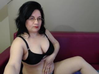 Picture of the sexy profile of KinkyWomen, for a very hot webcam live show !